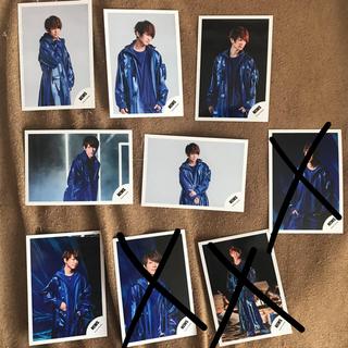 NEWS小山慶一郎 公式写真BLUEセット