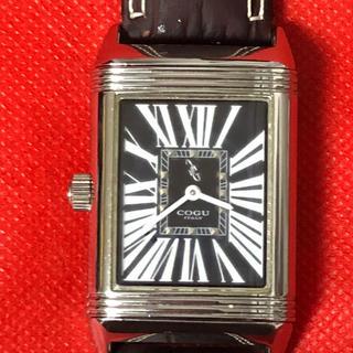 コグ(COGU)の《cogu コグ》 メンズ 腕時計 2way 自動巻 【ジャンク品】(腕時計(アナログ))
