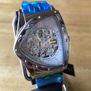コグ(COGU)の特価❗️コグ COGU フルスケルトン 自動巻き 腕時計 BS0TM-WRG(腕時計(アナログ))