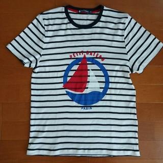 プチバトー(PETIT BATEAU)のプチバトー メンズ(Tシャツ/カットソー(半袖/袖なし))