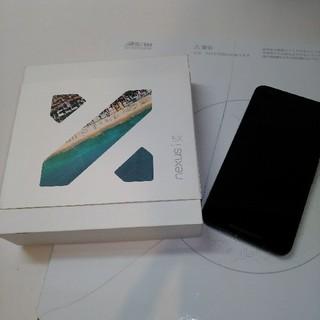 エルジーエレクトロニクス(LG Electronics)のnexus5x ジャンク品(スマートフォン本体)