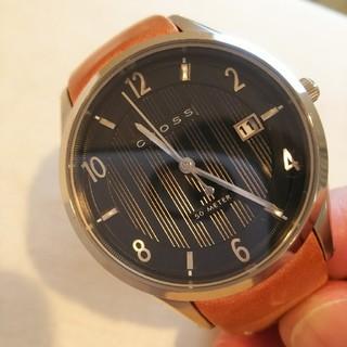 クロス(CROSS)の腕時計 メンズ CROSS CR8025 動作未確認(腕時計(アナログ))