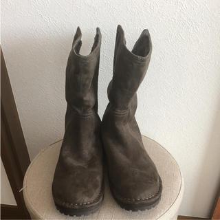 ムジルシリョウヒン(MUJI (無印良品))の無印良品  ブーツ(ブーツ)