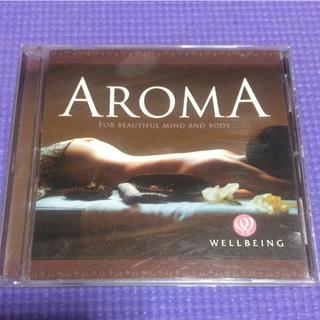 well being アロマ AROMA リラクゼーション CD