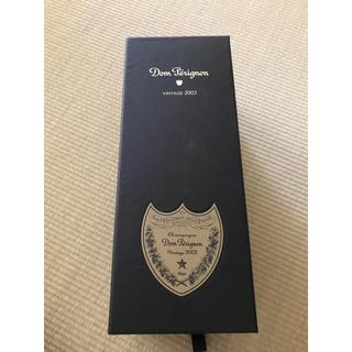 ドンペリニヨン(Dom Pérignon)のドンペリ ドンペリニョン 2003 ヴィンテージ(シャンパン/スパークリングワイン)