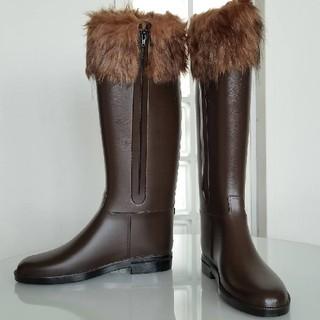ダフナブーツ(Dafna Boots)のダフナ ラバーブーツ新品(レインブーツ/長靴)