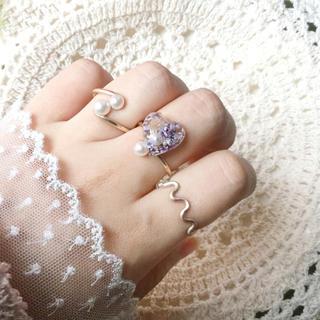 指輪セット 【G】ワイヤーリング 【残り一点】(リング)