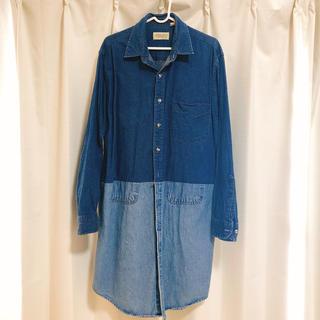 パナマボーイ(PANAMA BOY)のシャツ リメイク品(シャツ/ブラウス(長袖/七分))