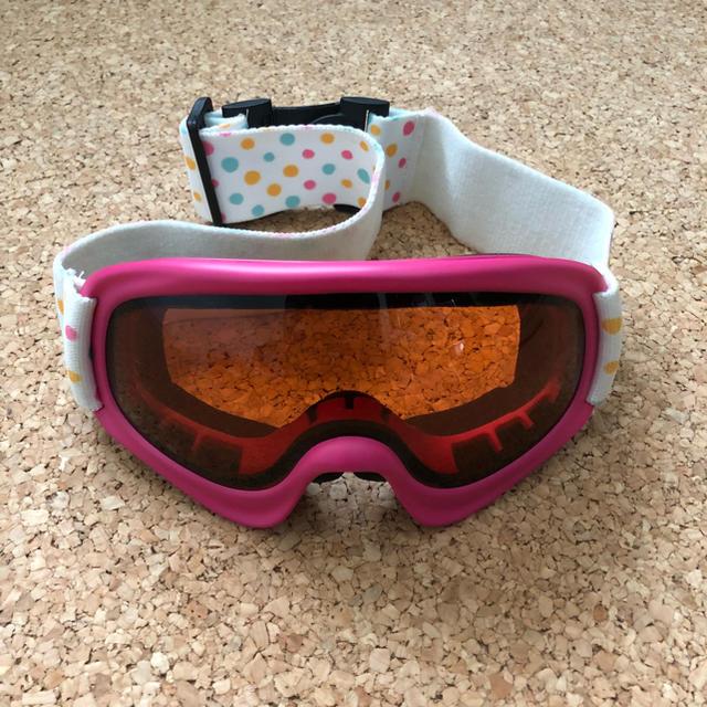 キッズ ゴーグル スキー スノーボード ロシニョール スポーツ/アウトドアのスノーボード(アクセサリー)の商品写真