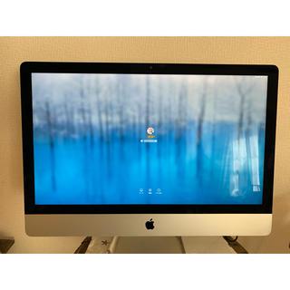 マック(Mac (Apple))のiMac Retina 5K Display 27インチ 2017(デスクトップ型PC)