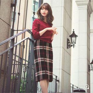 リランドチュール(Rirandture)の今期♡こじさる着用♡雑誌掲載♡リランドチュール♡2wayニットアップ(ニット/セーター)
