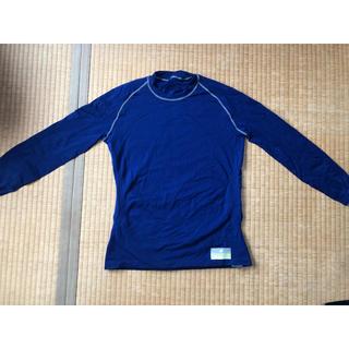 エスエスケイ(SSK)のSSK 冬用 アンダーシャツ ブルー(ウェア)