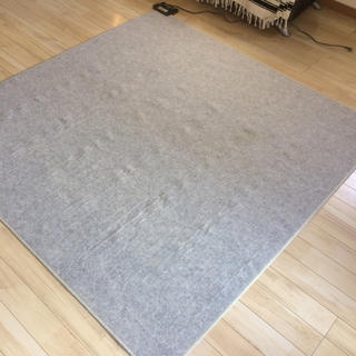 ヒタチ(日立)のHITACHI 日立 ホットカーペット 二畳 175×175 節電 切り替え(ホットカーペット)