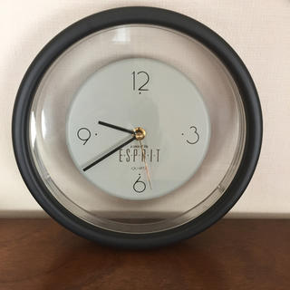壁掛け時計 ESPRIT