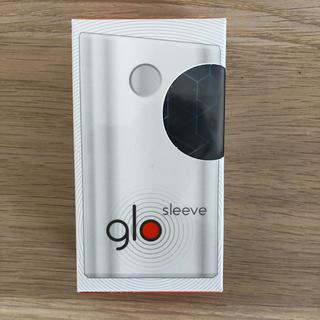 グロー(glo)の新品未使用  glo グロー スリーブ・サイバー(タバコグッズ)