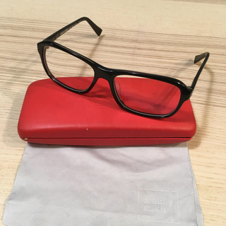 アランミクリ(alanmikli)の●アランミクリ●alain mikli●眼鏡●メガネ●(サングラス/メガネ)