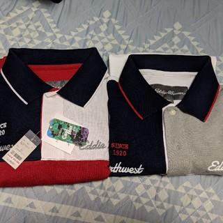 エディーバウアー(Eddie Bauer)の【季節外れですがお買い得②】EddieBauer ポロシャツ XL 2枚組(ポロシャツ)
