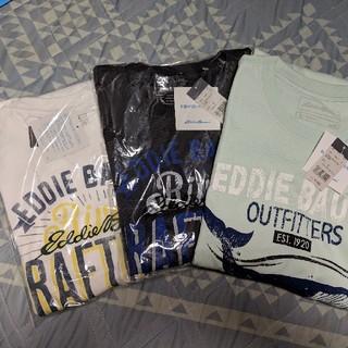 エディーバウアー(Eddie Bauer)の【季節外れですがお買い得】EddieBauer Tシャツ XL 3枚組(ポロシャツ)