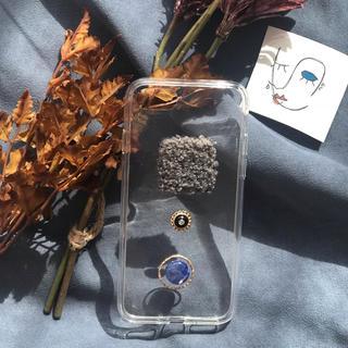 poodle retoro iPhone case handmade