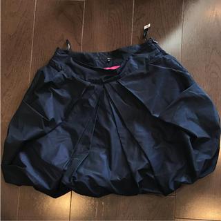 ダブルスタンダードクロージング(DOUBLE STANDARD CLOTHING)のdouble standard clothing バルーンスカート(ひざ丈スカート)