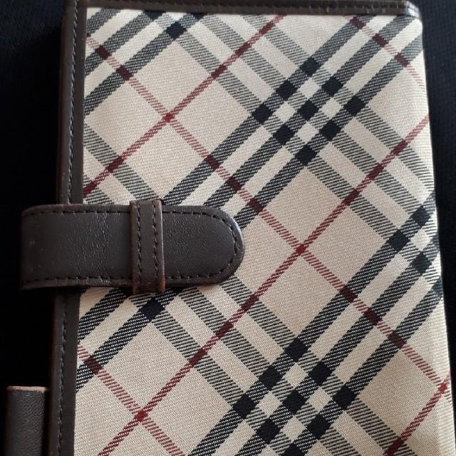 BURBERRY(バーバリー)の【良好】バーバリー手帳 レディースのファッション小物(その他)の商品写真