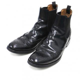 チャーチ(Church's)のChurch's サイドゴアブーツ(ローファー/革靴)