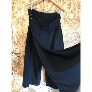ワイズ(Y's)のY's 巻きスカートパンツ(スラックス)