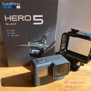 ゴープロ(GoPro)のgopro hero 5 !!最終価格!! (コンパクトデジタルカメラ)