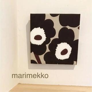 マリメッコ(marimekko)のNEW*ファブリックパネル*マリメッコ ピエニウニッコ 限定カラー(ファブリック)