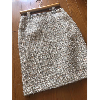 スタイルコム(Style com)のスタイルコム セミタイトスカート(ひざ丈スカート)