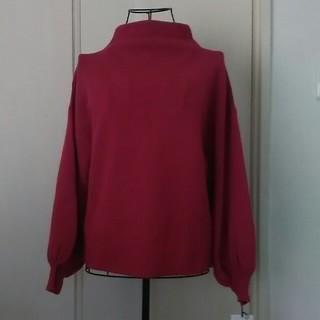 ティアクラッセ(Tiaclasse)の新品タグ付き(ニット/セーター)