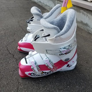 ロシニョール(ROSSIGNOL)のロシニョール可愛いスキー靴♡ブーツ♡(ブーツ)