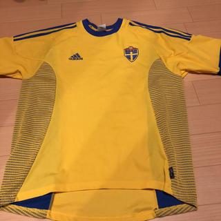 アディダス(adidas)のスウェーデン代表ユニフォーム(ウェア)