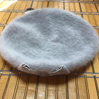 シマムラ(しまむら)のベレー帽・タグ付・未使用(ハンチング/ベレー帽)