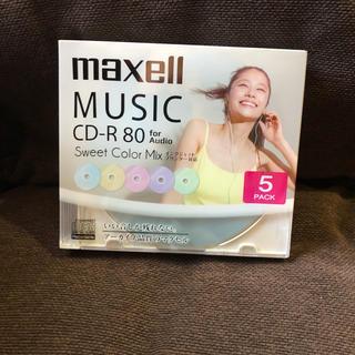 マクセル(maxell)のmaxell♡CD-R80(PC周辺機器)