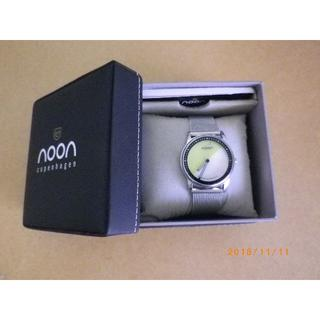 ヌーンコペンハーゲン(noon copenhagen)のnoon 腕時計(腕時計)