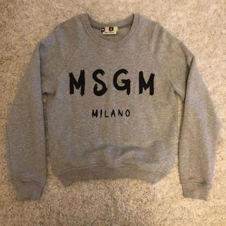 エムエスジイエム(MSGM)のMSGM スウェット(トレーナー/スウェット)