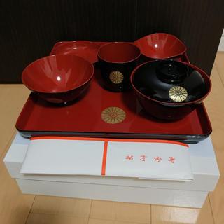 お食い初め 食器 セット 寒川神社(お食い初め用品)