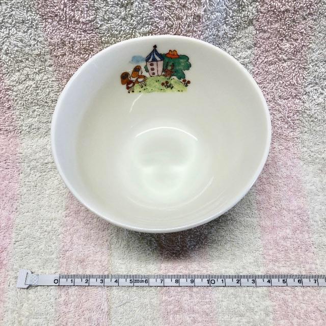 絶版品 今井杏コレクション「鳥の巣発見」 ボウル 新品 インテリア/住まい/日用品のキッチン/食器(食器)の商品写真