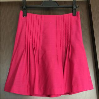 ジネス(Jines)のJines♡ピンクスカート(ひざ丈スカート)