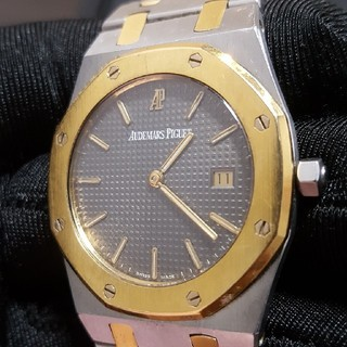 オーデマピゲ(AUDEMARS PIGUET)のオーデマピゲ  ロイヤルオーク メンズ腕時計(腕時計(アナログ))