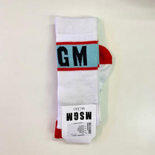 エムエスジイエム(MSGM)のMSGM エムエスジーエム ソックス 靴下(ソックス)