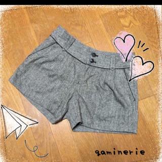 ギャミヌリィ(gaminerie)のgaminerie(ショートパンツ)