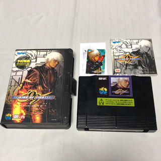 ネオジオ(NEOGEO)のNEOGEO THE KING OF FIGHTERS'99 ROM(家庭用ゲームソフト)