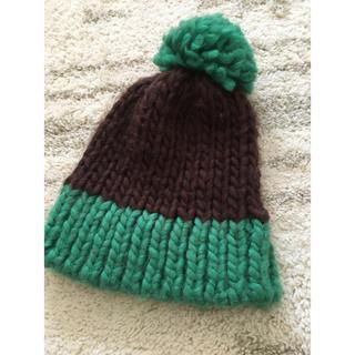 エーズラビット(Asrabbit)のニット帽/ASRABBIT GIRL LOVE(ニット帽/ビーニー)
