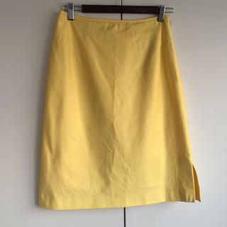 セシール(cecile)のUSED スカート(ひざ丈スカート)
