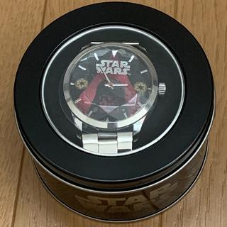 セガ(SEGA)のスター・ウォーズ カットクリスタルリストウォッチ2018 腕時計 ☆ 非売品 ☆(腕時計(アナログ))