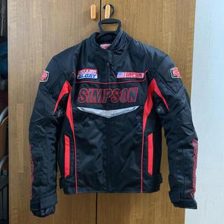 シンプソン(SIMPSON)のバイク ライダースジャケット SIMPSON(ライダースジャケット)