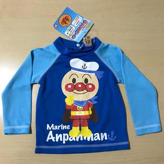 アンパンマン(アンパンマン)の新品未使用!タグ付きアンパンマン ラッシュガード 80cm(水着)