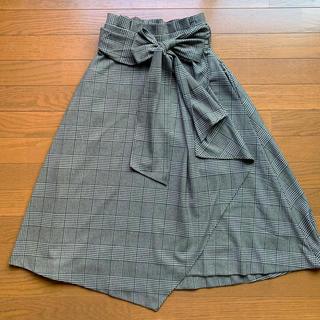 ドレスレイブ(DRESSLAVE)の【B7(DRESSLAVE)】チェックスカート(ロングスカート)